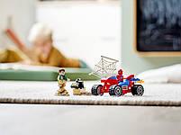 Lego Super Heroes Сутичка Людини-Павука і Пісочного Людини 76172, фото 2