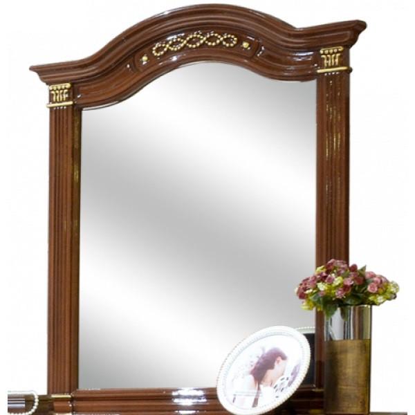 Зеркало в спальню из ДСП Диана Орех Світ меблів