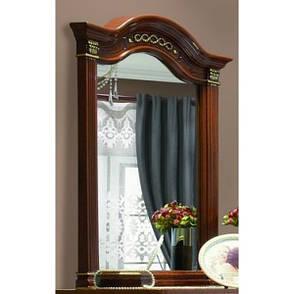 Зеркало в спальню из ДСП Диана Орех Світ меблів , фото 2