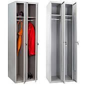 Шкаф для раздевалки ПРАКТИК LS-21 (575х500х1830 мм)