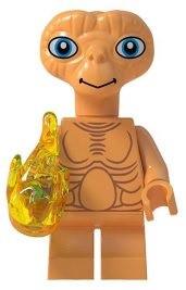 Фігурка Іншопланетянин E.T. Аналог лего