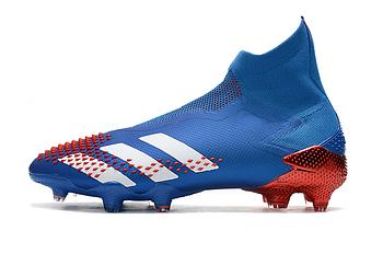Бутсы adidas Predator Mutator 20+ FG blue/red/white