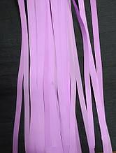 Фольгована шторка лавандовий 1,2*3 метри