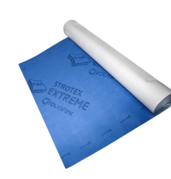 STROTEX Киев EXTREME (Стротекс Экстрим) четырехслойная супердиффузионная мембрана (Польша)