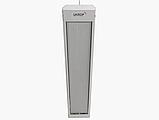 UKROP Б 600 - інфрачервоний обігрівач алюмінієвий стельовий довгохвильовий энергоэфективный, фото 3