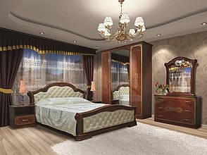 Комод в спальню из ДСП Венеция Новая Пино Орех Світ меблів , фото 2