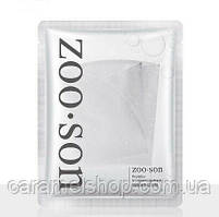 Маска для обличчя Zoo. Son Peptides Nicotinamide Mask 25 g