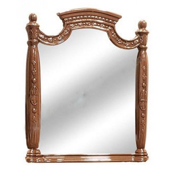Зеркало в спальню из ДСП Жасмин Орех Світ меблів