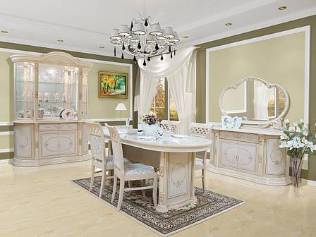 Зеркало в спальню из ДСП и МДФ Вивальди Пино Світ меблів , фото 2