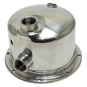Крышка для насосной станции d 195 мм, h 136 мм (8 отверстий)