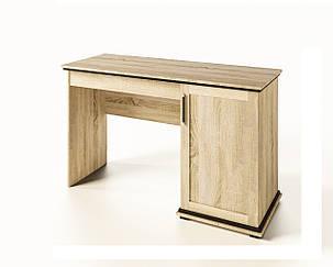 Стол письменный из ДСП Палермо Дуб сонома Світ меблів , фото 2