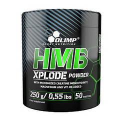 Предтреник Olimp HMB Xplode Powder (250 г) олимп персик