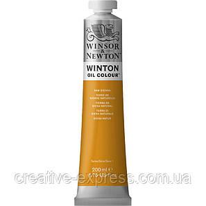 Фарба олійна 34 raw sienna, 200 ml WINSOR & NEWTON, фото 2