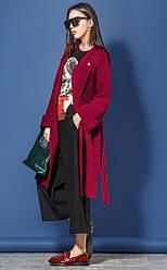 Пальто вязаное Нэсти