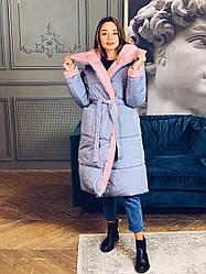 Двостороннє Пальто ковдру 12