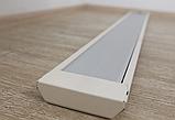 UKROP Б 1000 - инфракрасный обогреватель алюминиевый потолочный длинноволновый энергоэффективный, фото 3