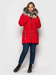 Куртка парка зимняя 318