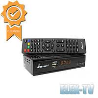 Комбинированный ресивер EUROSKY ES-19 COMBO спутникового и эфирного телевидения