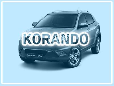 Korando 2010-