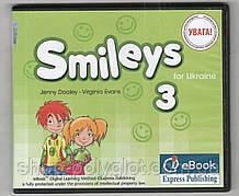 Диск Smiles for Ukraine 3 ieBook