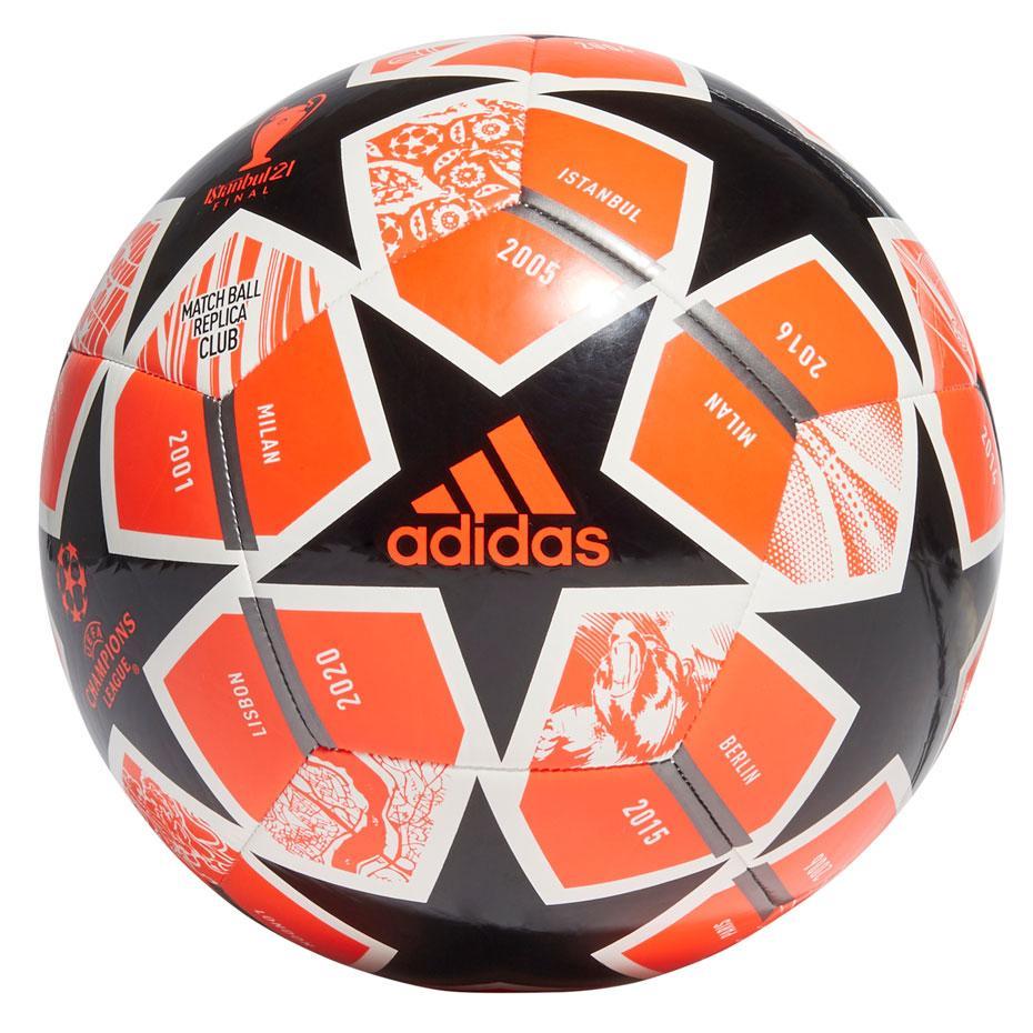М'яч футбольний Adidas Finale 21 20th Anniversary UCL Club GK3470 №4