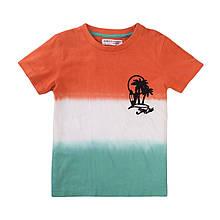 Детская футболка для мальчика Minoti 1,5-7 лет, 86-122 см Minoti, 98-104 см