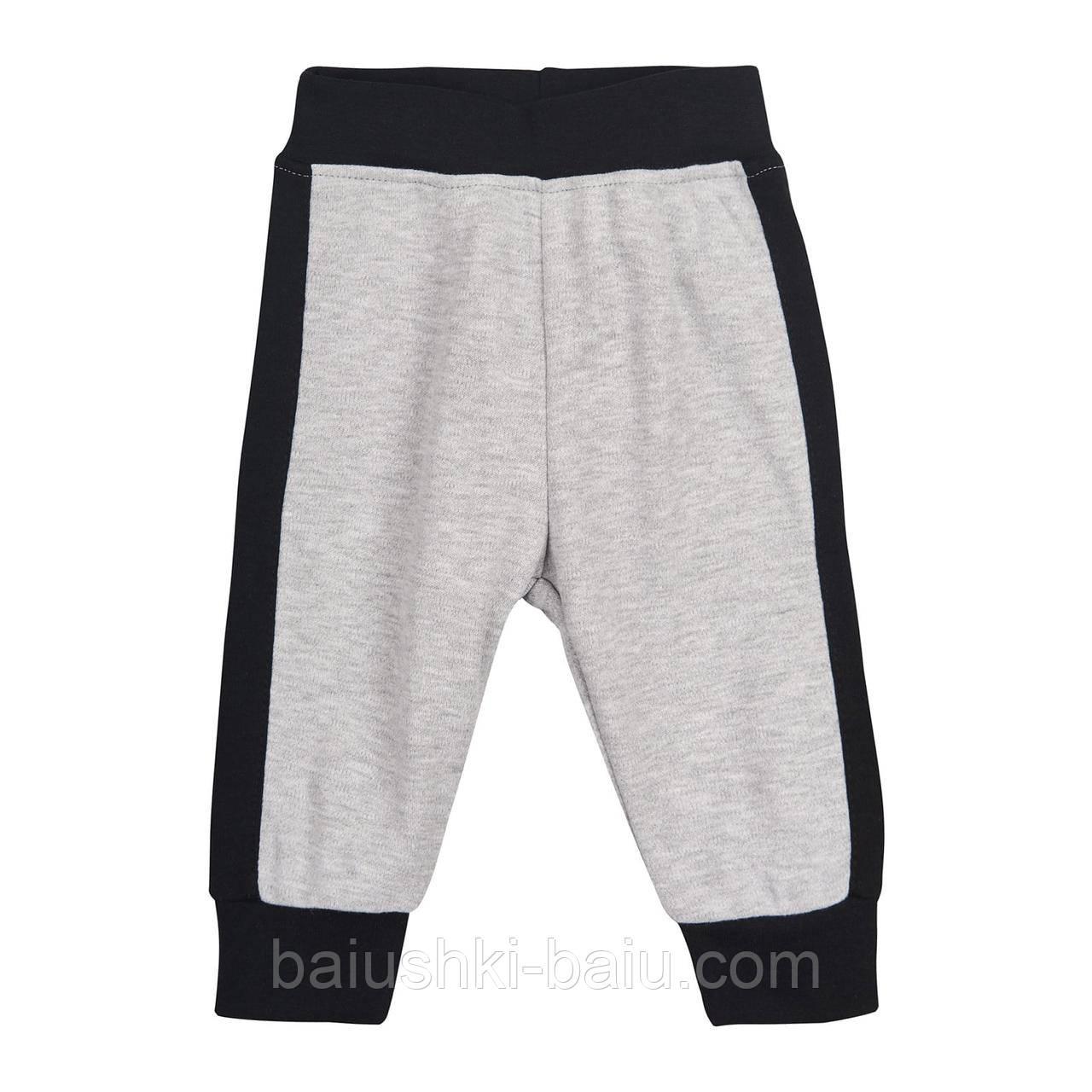 Трикотажні спортивні штани для хлопчика, р. 80