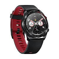 """Розумні годинник Honor Watch Black Magic Global, екран 1.2"""" Amoled, +5 ATM, 350mAh, Android 4.4/iOS 9.0+"""