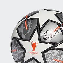 М'яч футбольний сувенірний Adidas Finale 21 20th Anniversary UCL Mini Ball №1 GK3479, фото 2