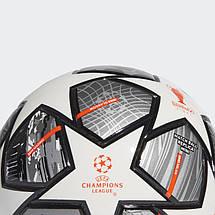 М'яч футбольний сувенірний Adidas Finale 21 20th Anniversary UCL Mini Ball №1 GK3479, фото 3