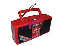 Портативная мини радио колонка WSTER WS-535RC, фото 1