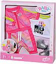 Одежда для Беби Борн Baby Born Трендовый розовый костюм Zapf Creation 828335, фото 7
