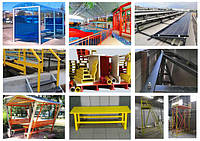 Профили стеклопластиковые конструкционные строительные пултрузионные PSK