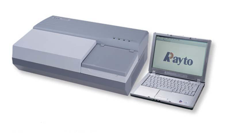 Напівавтоматичний ІФА-аналізатор RT-6100