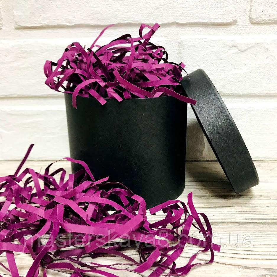 250 грам Паперовий наповнювач для коробок 4мм Фіолетовий