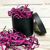 250 грам Паперовий наповнювач для коробок 4мм Фіолетовий, фото 1