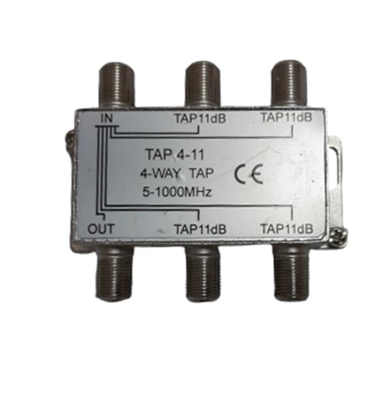 Ответвитель абонентский TAP 4-11 (-11 дБ)