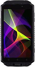 Смартфон Sigma mobile X-treme PQ39 ULTRA  black-green (официальная гарантия)