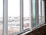 Раздвижные окна и рамы Rehau (Рехау), фото 2