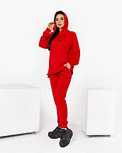 Женский спортивный костюм трикотаж 639 (ФР), фото 3