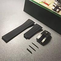 Каучуковый браслет ремешок для часов Rolex Ролекс/часы Rolex Daytona