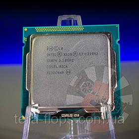 Процессор Intel Xeon E3 1220 v2 LGA 1155 (BX80637E31220V2) Б/У