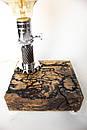 Ексклюзивна настільна лампа Pride&Joy Industrial з фігурами Ліхтенберга, фото 7