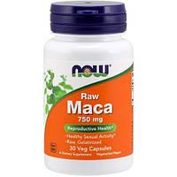 NOW Maca 750 mg 30 veg caps