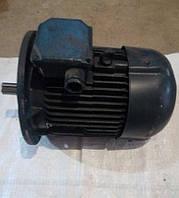 Электродвигатель е 4kw на 1000об.мин зерномитатель ОВС-25