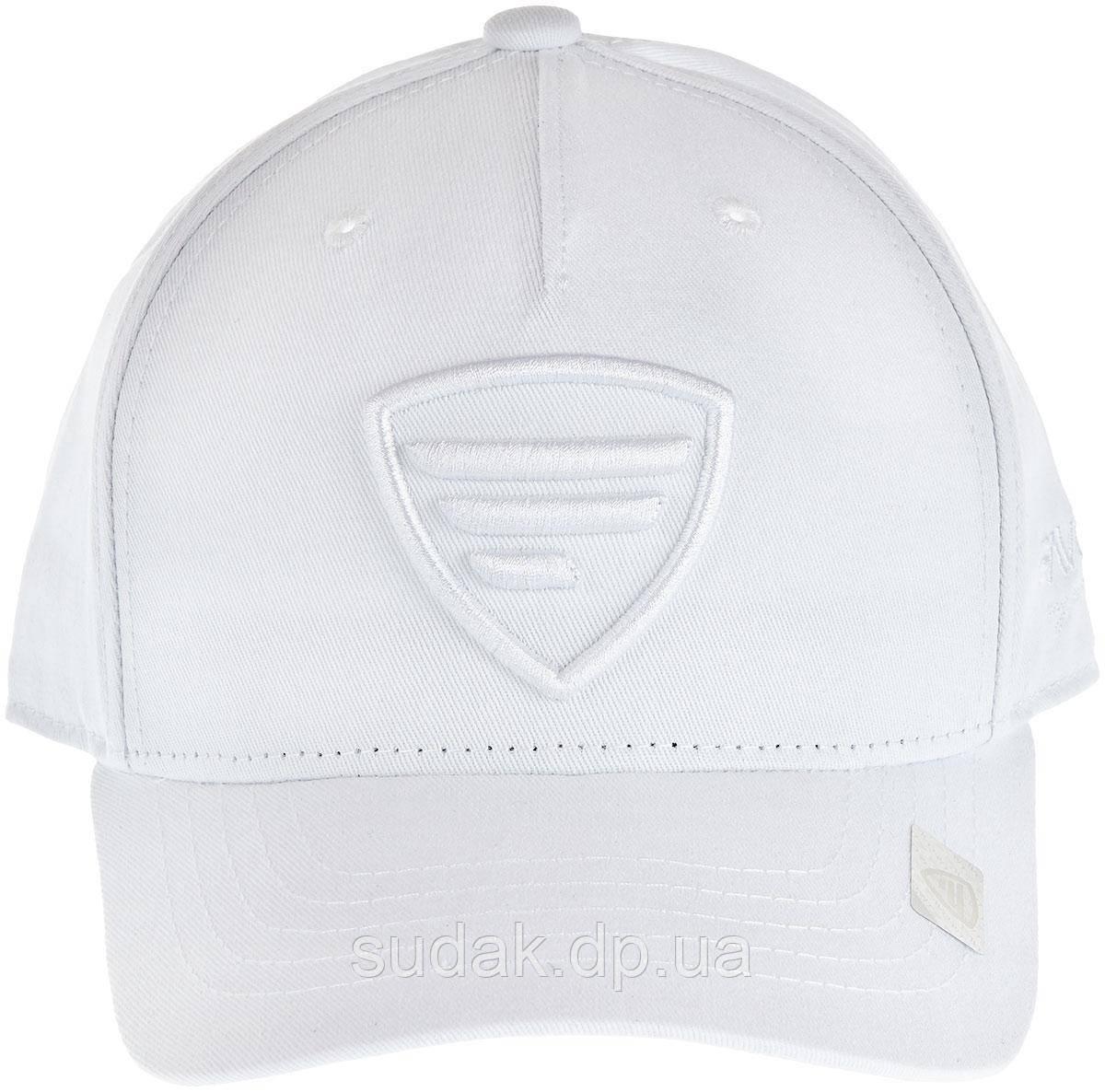 Кепка Favorite 1805 білий лого ц:білий