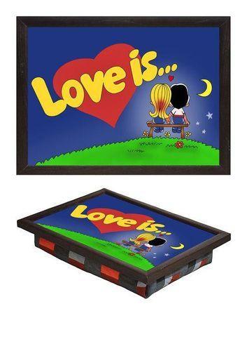 Поднос мини 040247 Love is