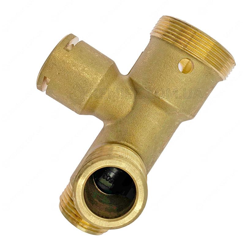 Трехходовой клапан 252457 Vaillant ATMOmax, TURBOmax аналог