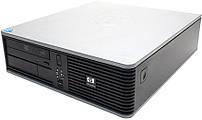"""Комп'ютер HP Compaq DC 7800 SFF (E6550/2/160) """"Б/У"""""""