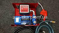 Бензиновая заправочная станция PETROL 220 Вольт 60 л/мин с механическим счетчиком K-44